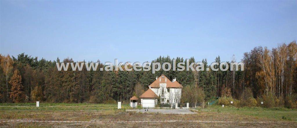 Działka budowlana na sprzedaż Stara Wieś, Sikorki  1064m2 Foto 5