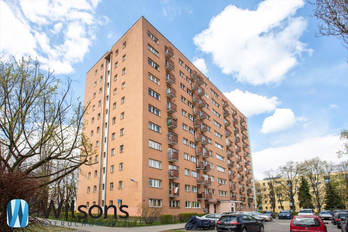 Mieszkanie trzypokojowe na sprzedaż Warszawa, Mokotów, Wiartel  49m2 Foto 8