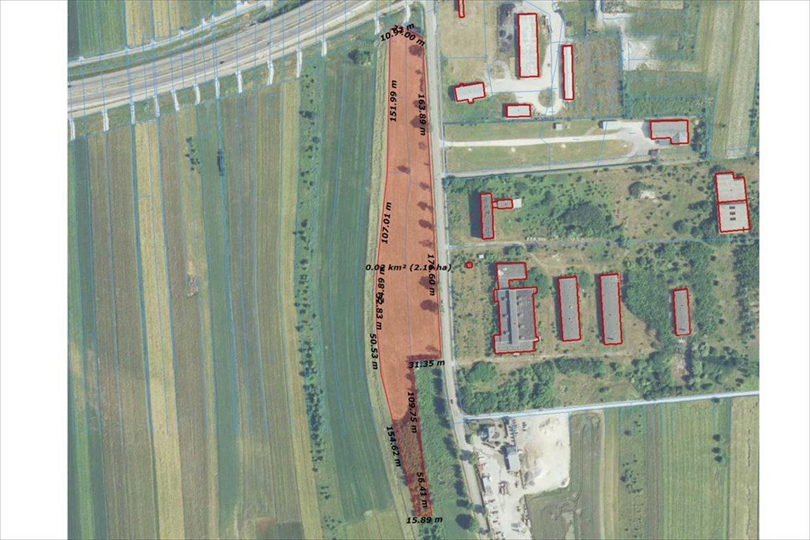 Działka budowlana na sprzedaż Łączyn, Jędrzejów  2484m2 Foto 3
