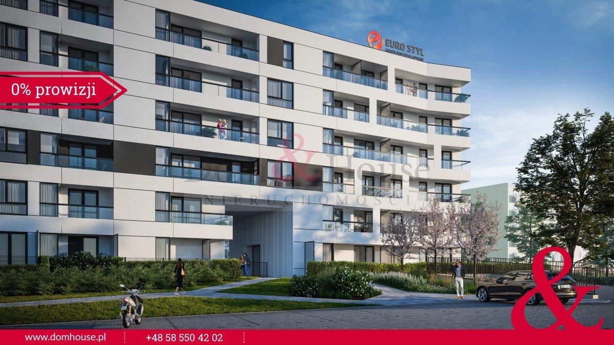 Mieszkanie dwupokojowe na sprzedaż Gdynia, Cisowa, Chylońska  46m2 Foto 1
