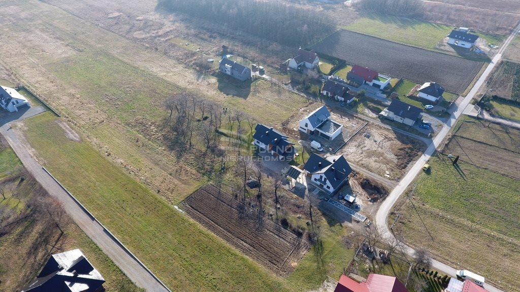 Działka budowlana na sprzedaż Zelków, Widokowa  1454m2 Foto 4
