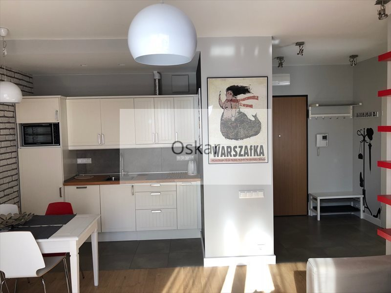 Mieszkanie dwupokojowe na wynajem Warszawa, Mokotów, Obrzeżna  44m2 Foto 2