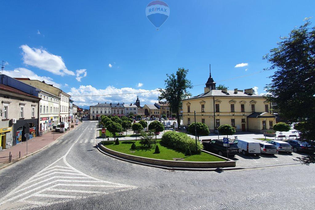 Lokal użytkowy na wynajem Nowy Targ, Tadeusza Kościuszki  120m2 Foto 2