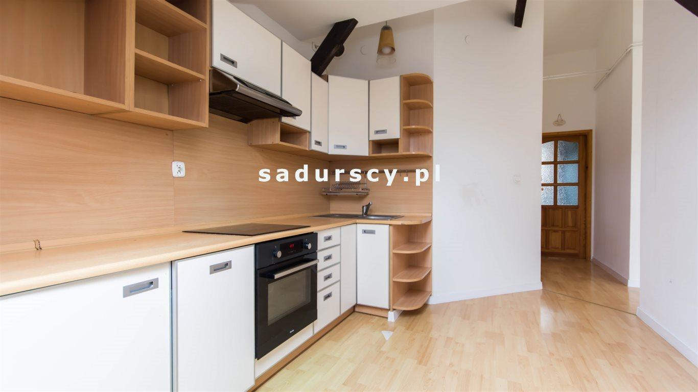 Mieszkanie dwupokojowe na sprzedaż Kraków, Podgórze, Traugutta  46m2 Foto 2