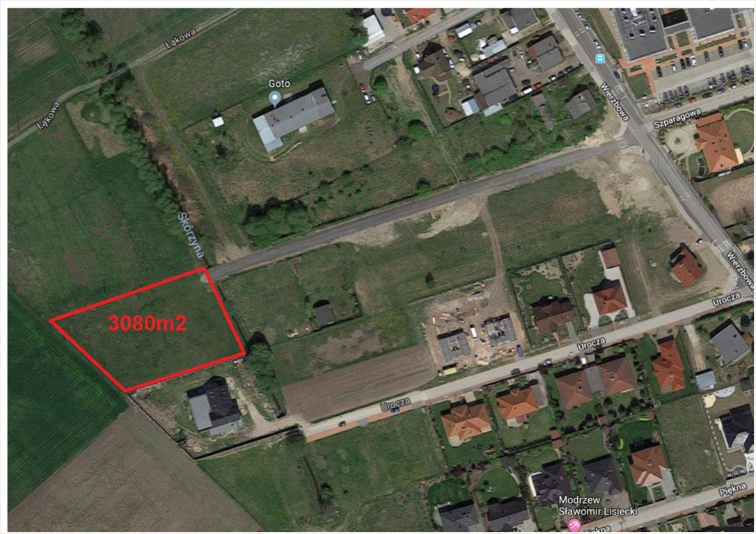 Działka budowlana na sprzedaż Poznań, Grunwald  3080m2 Foto 1