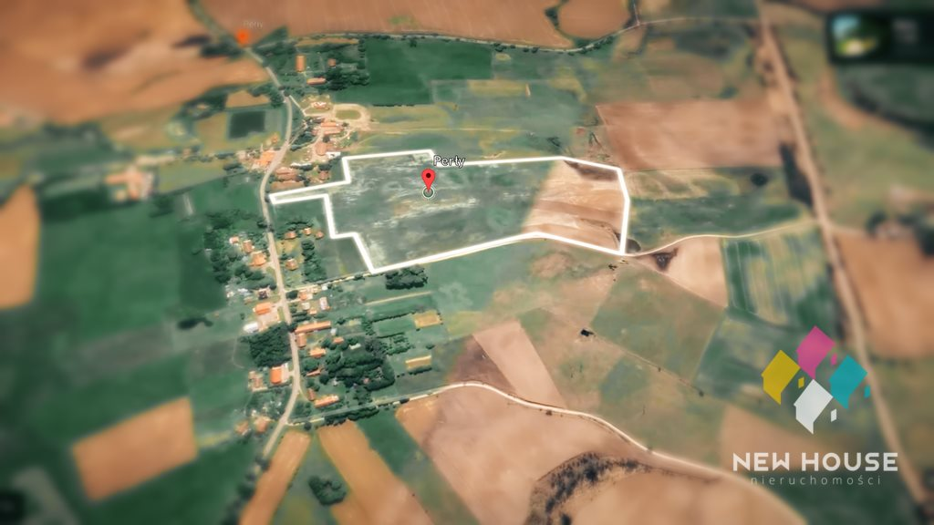 Działka budowlana na sprzedaż Perły  3000m2 Foto 2