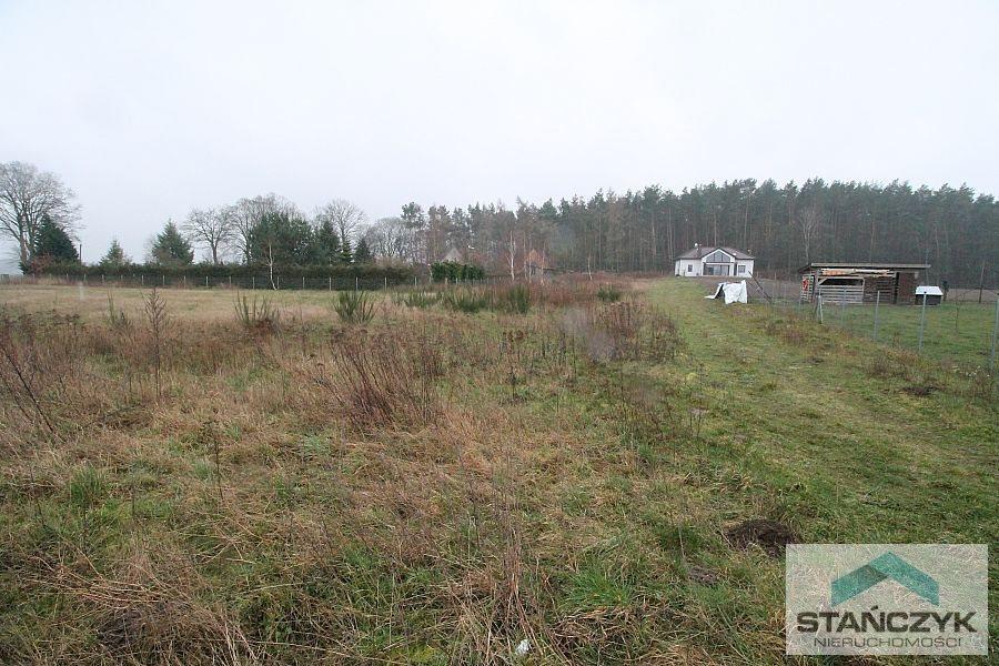 Działka budowlana na sprzedaż Wolin, las, zalew,łąki  2629m2 Foto 5