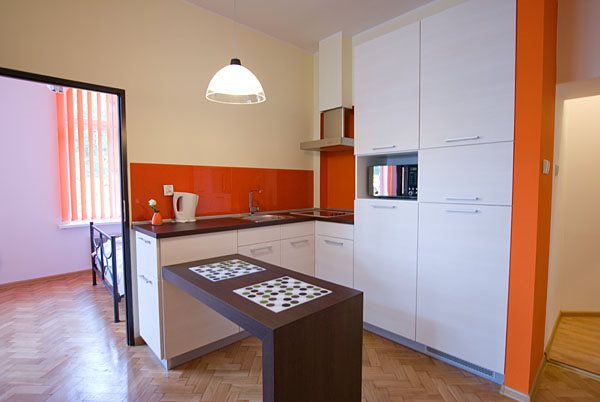 Mieszkanie dwupokojowe na wynajem Kraków, Kazimierz, Dietla  45m2 Foto 2