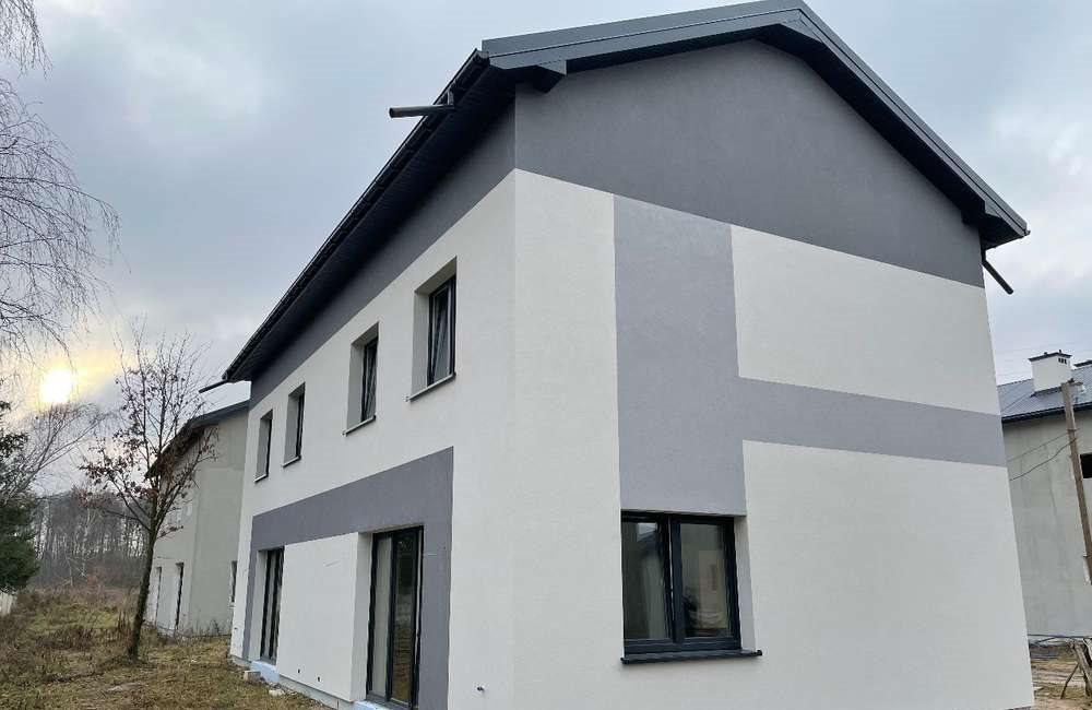 Dom na sprzedaż Łomianki, Dąbrowa Zachodnia, Prosta  115m2 Foto 1
