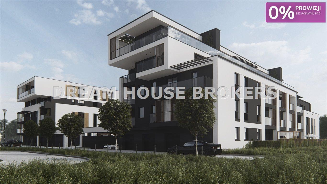 Mieszkanie trzypokojowe na sprzedaż Rzeszów, Drabinianka, Makuszyńskiego  57m2 Foto 2