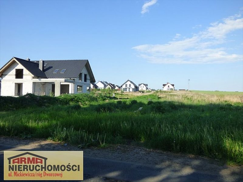 Działka budowlana na sprzedaż Stargard, Niepodległości  1448m2 Foto 6