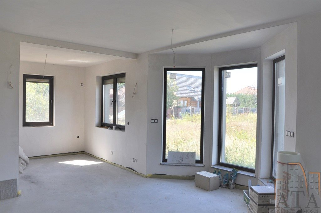 Dom na sprzedaż Żerniki Wrocławskie, Rodzinna  162m2 Foto 2