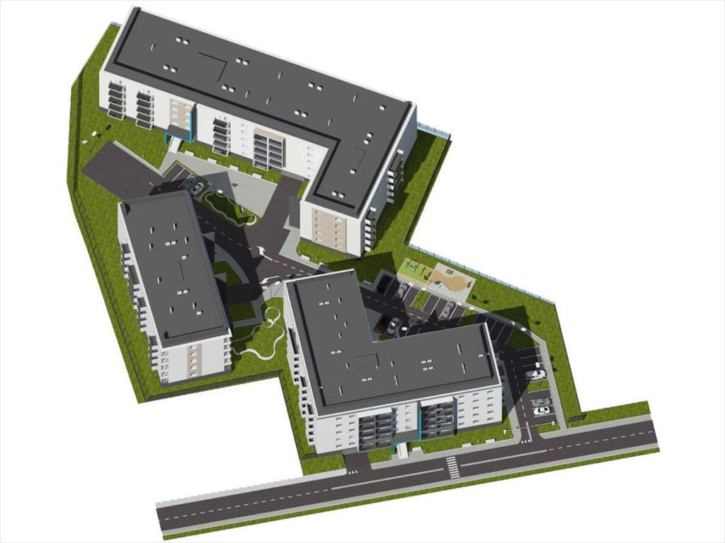 Mieszkanie dwupokojowe na sprzedaż Ostrów Wielkopolski, Wysocka  49m2 Foto 2