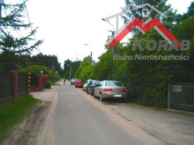 Działka przemysłowo-handlowa na sprzedaż Łomianki, Buraków  2436m2 Foto 1