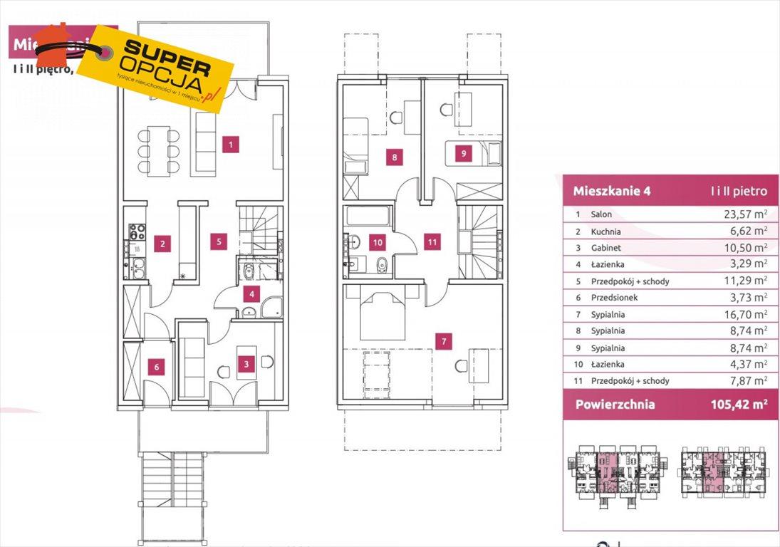 Mieszkanie na sprzedaż Wieliczka  105m2 Foto 2