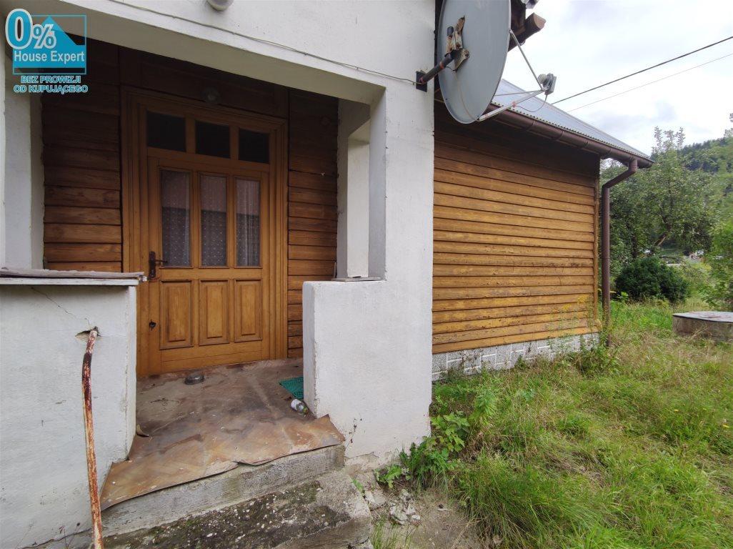 Dom na sprzedaż Muszyna  70m2 Foto 2