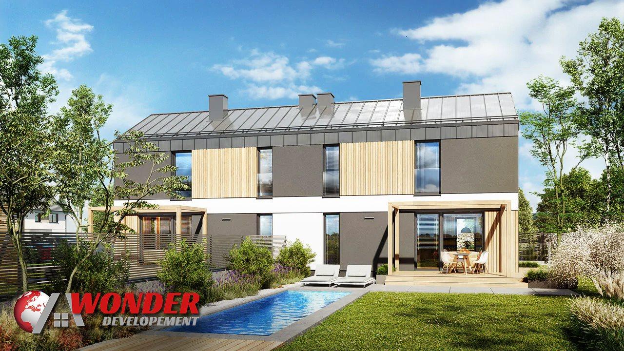Dom na sprzedaż Słomin, Jagodowa 5  81m2 Foto 1