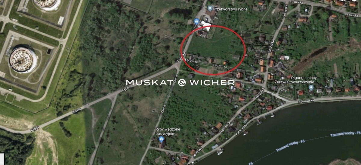 Działka przemysłowo-handlowa na sprzedaż Gdańsk, Stogi, Łęczycka  6756m2 Foto 2
