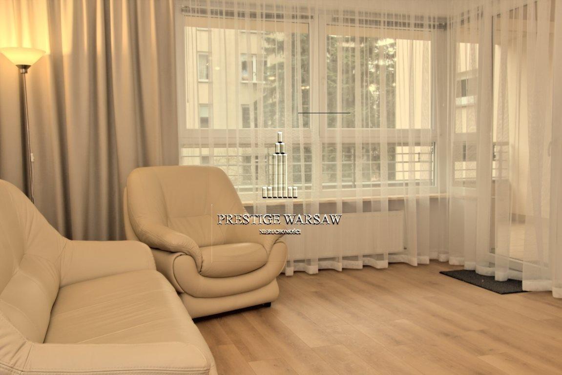 Mieszkanie trzypokojowe na wynajem Warszawa, Mokotów, Marina Mokotów, Rajska  80m2 Foto 2