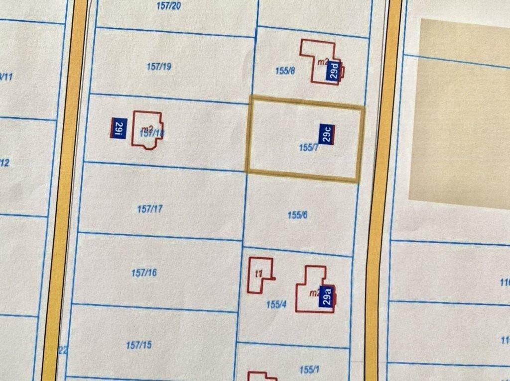 Działka budowlana na sprzedaż Krzeczyn  943m2 Foto 3