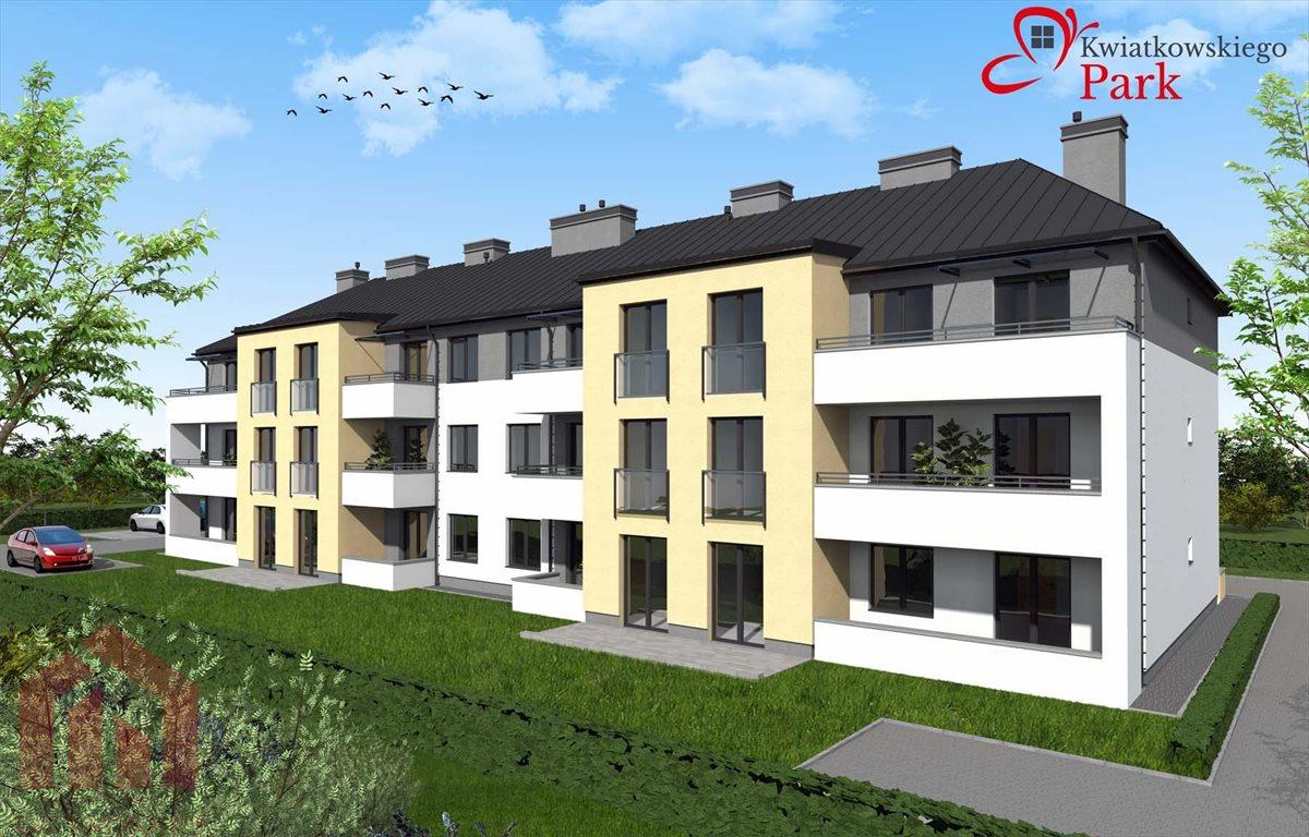 Mieszkanie trzypokojowe na sprzedaż Rzeszów, Drabinianka  68m2 Foto 4