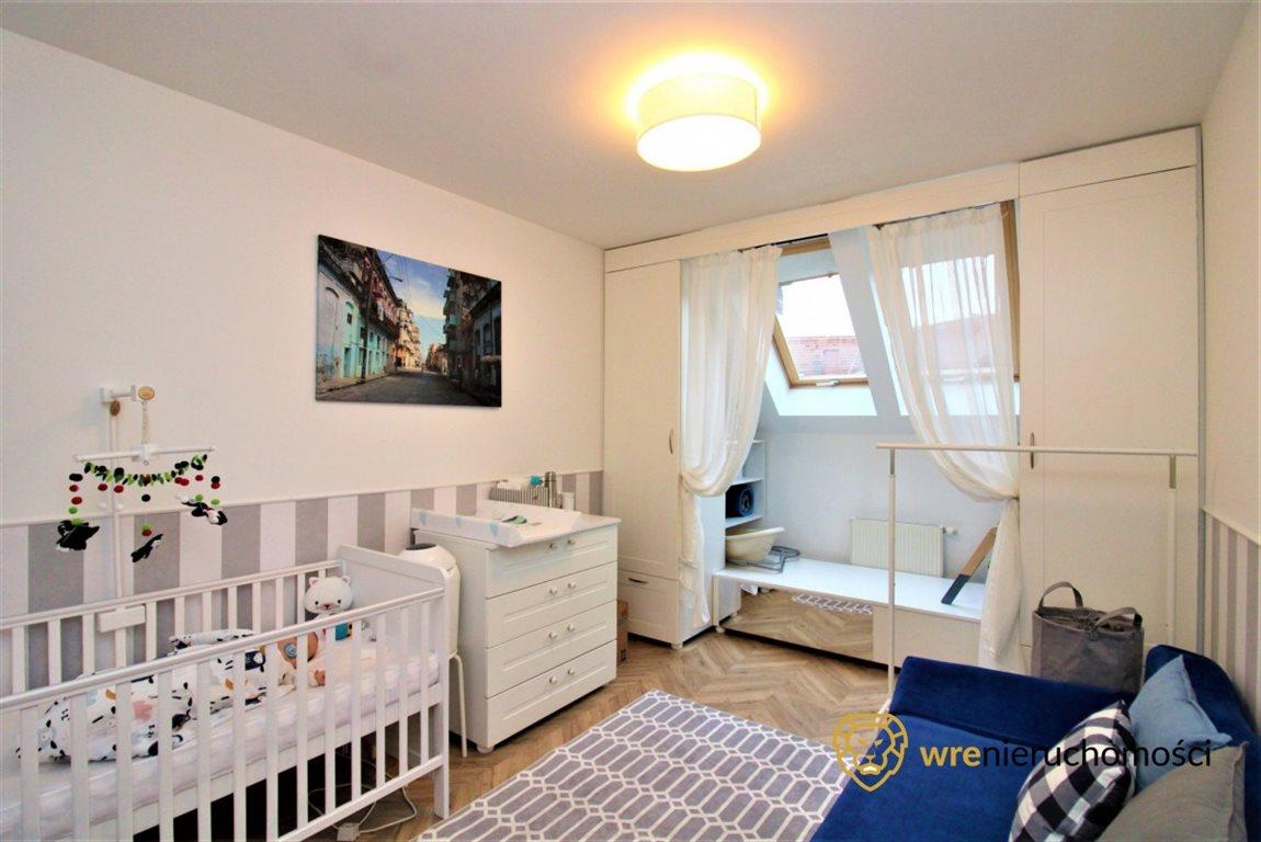 Mieszkanie trzypokojowe na sprzedaż Wrocław, Maślice, Śliwowa  82m2 Foto 3