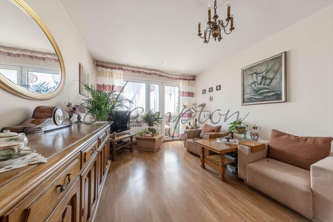 Mieszkanie trzypokojowe na sprzedaż Warszawa, Mokotów, Wita Stwosza  57m2 Foto 4