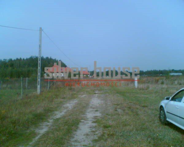 Działka budowlana na sprzedaż Prace Duże  2118m2 Foto 7