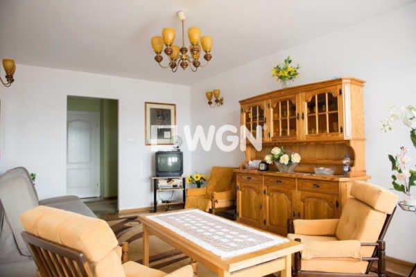 Mieszkanie trzypokojowe na sprzedaż Wrocław, Krzyki, Powstańców Śląskich  63m2 Foto 2