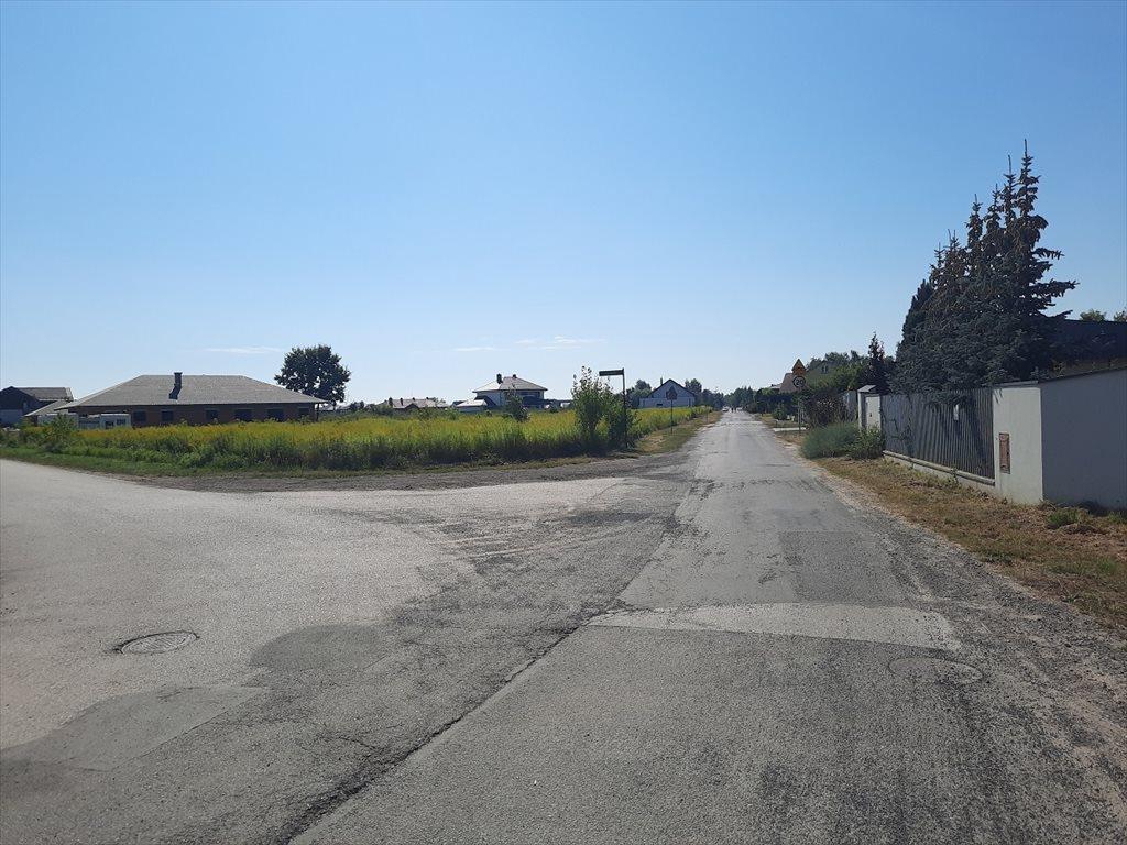 Działka budowlana na sprzedaż Stare Babice, Zielonki Wieś  3500m2 Foto 5