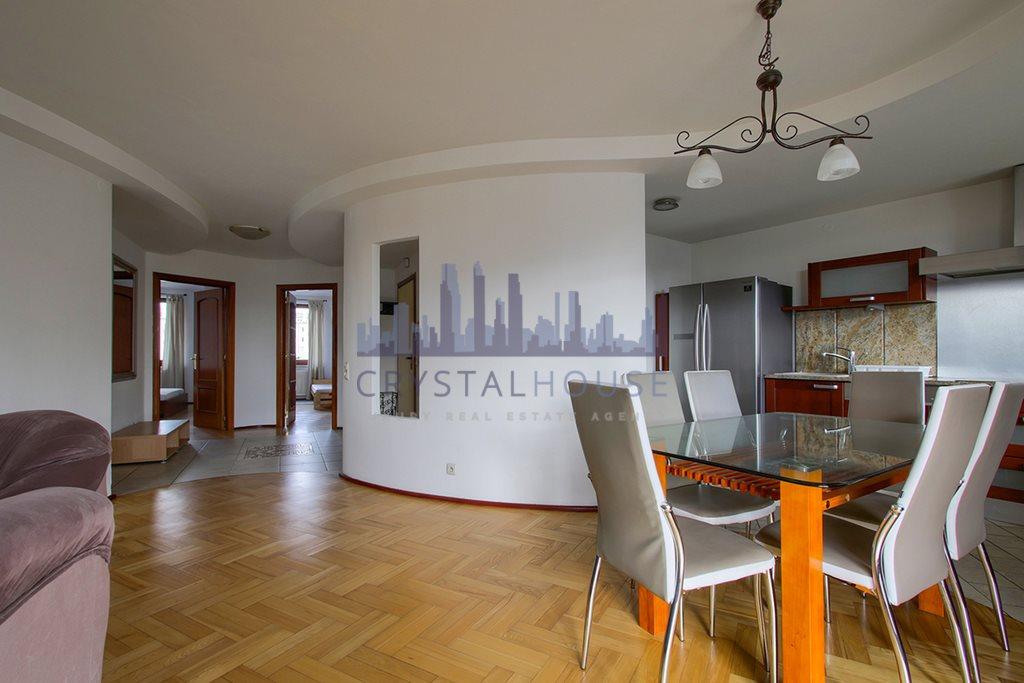 Mieszkanie trzypokojowe na wynajem Warszawa, Ochota, Grójecka  86m2 Foto 13