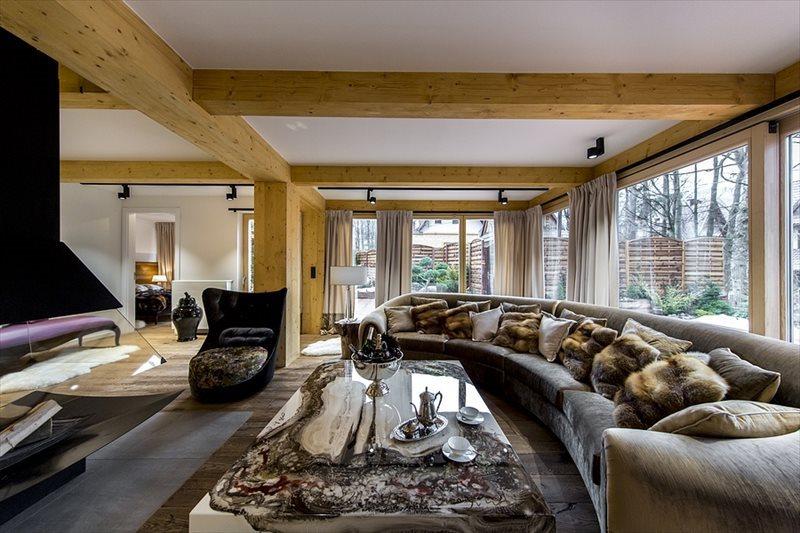 Luksusowe mieszkanie trzypokojowe na sprzedaż Zakopane, Równia Krupowa, Do Tadziaków  150m2 Foto 1
