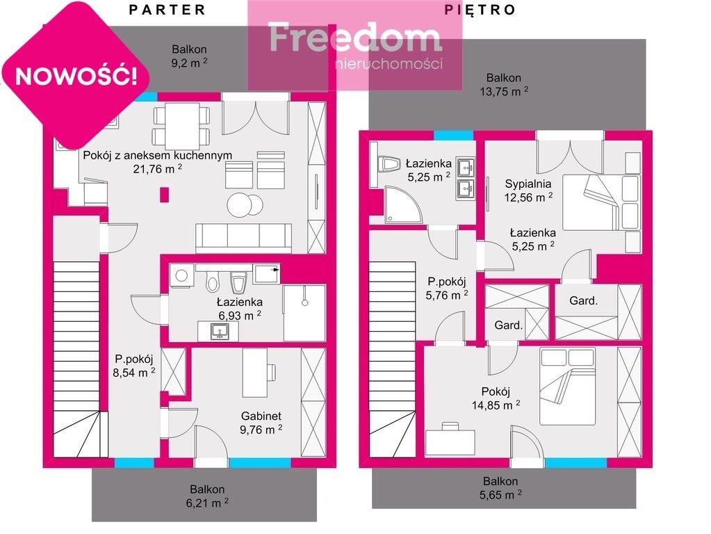 Mieszkanie czteropokojowe  na sprzedaż Rzeszów, Miłocin  103m2 Foto 4
