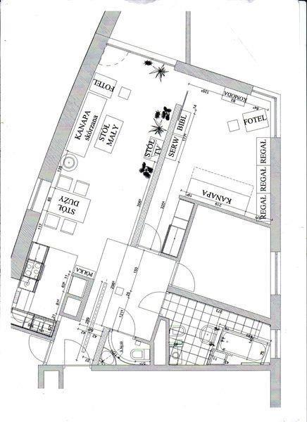 Mieszkanie czteropokojowe  na wynajem Warszawa, Praga-Południe, Gocław, Libijska  86m2 Foto 5
