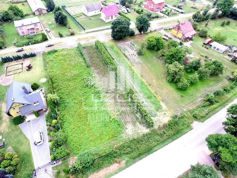 Działka inna na sprzedaż Malbork  1279m2 Foto 6