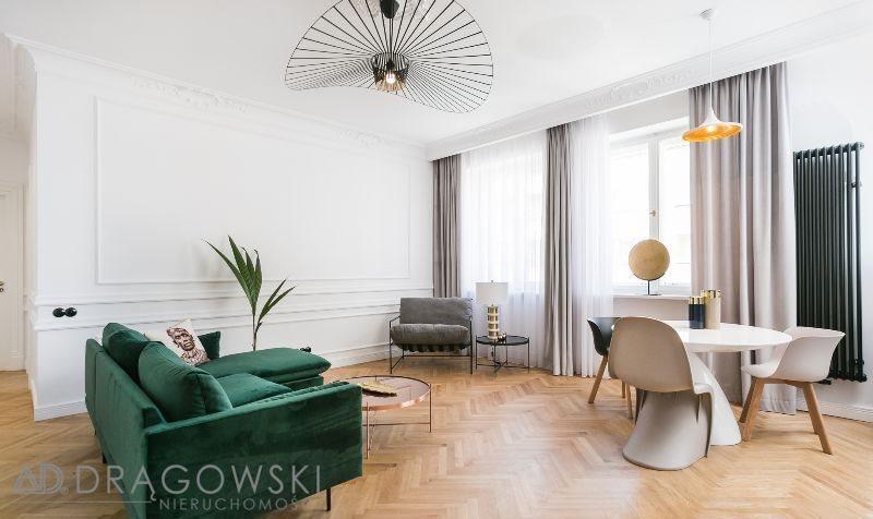 Mieszkanie trzypokojowe na wynajem Warszawa, Śródmieście, Wiejska  70m2 Foto 13