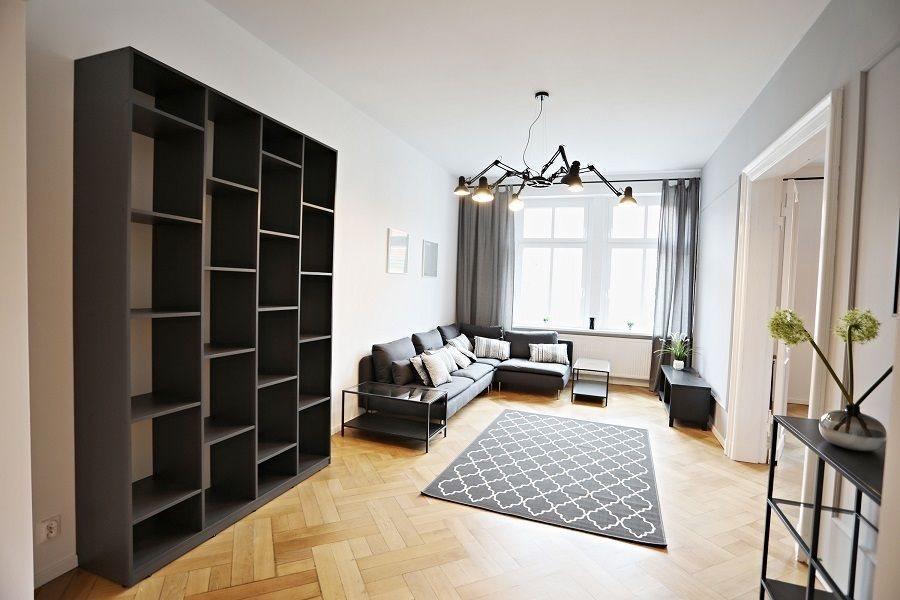 Mieszkanie dwupokojowe na wynajem Gliwice, Centrum, KOMFORT NA ZWYCIĘSTWA  90m2 Foto 2