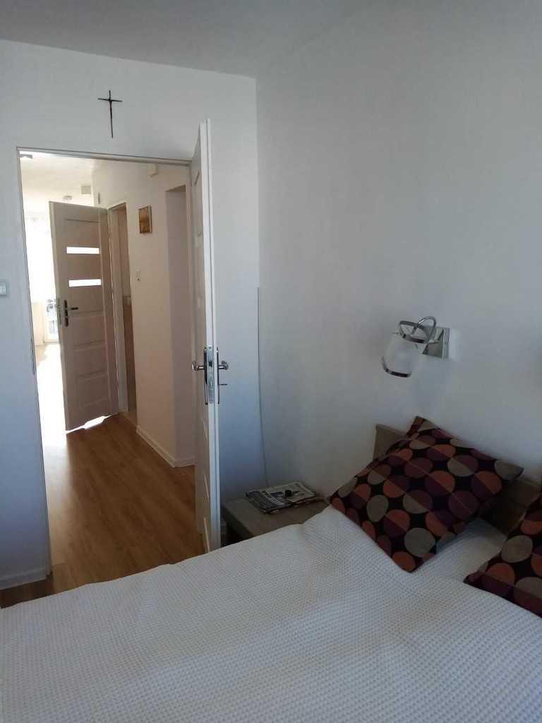 Mieszkanie dwupokojowe na wynajem Szczecin, Niebuszewo, Juliana Ursyna Niemcewicza  47m2 Foto 5