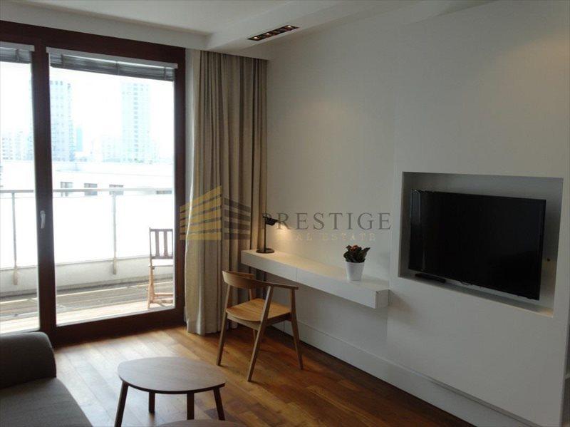 Mieszkanie trzypokojowe na wynajem Warszawa, Śródmieście, Meridian Residence  135m2 Foto 9