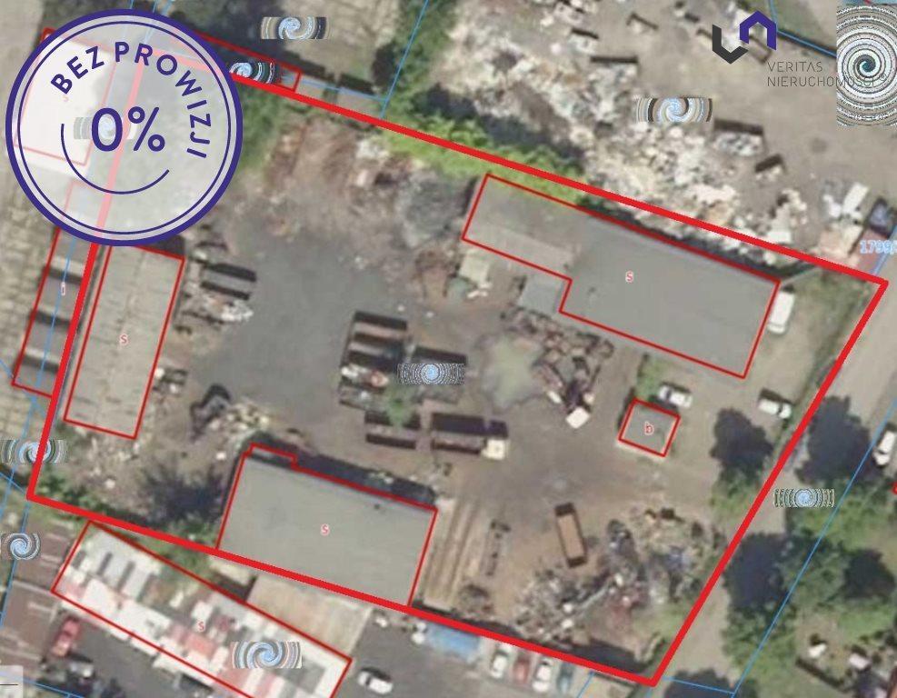 Działka inwestycyjna na sprzedaż Mysłowice, Szabelnia  5072m2 Foto 5