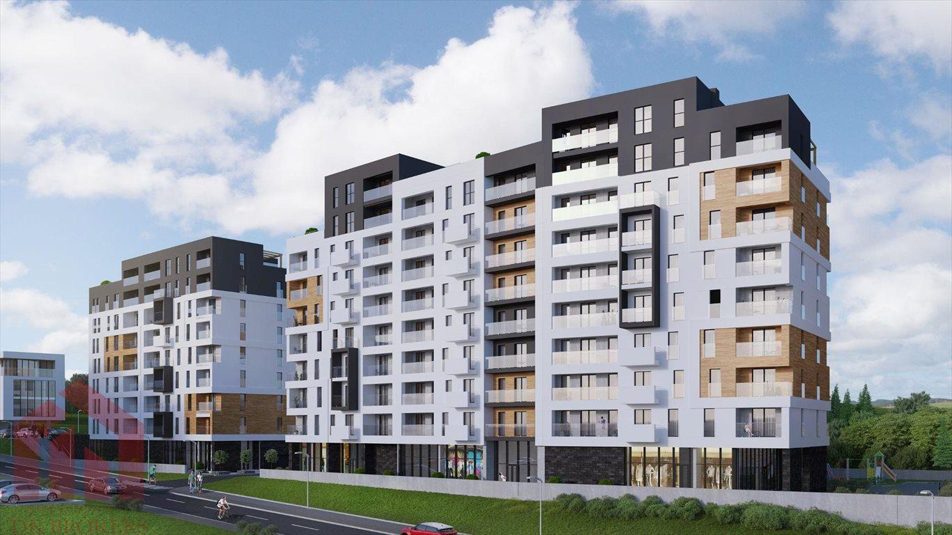Mieszkanie trzypokojowe na sprzedaż Rzeszów, Przybyszówka, Błogosławionej Karoliny  61m2 Foto 1