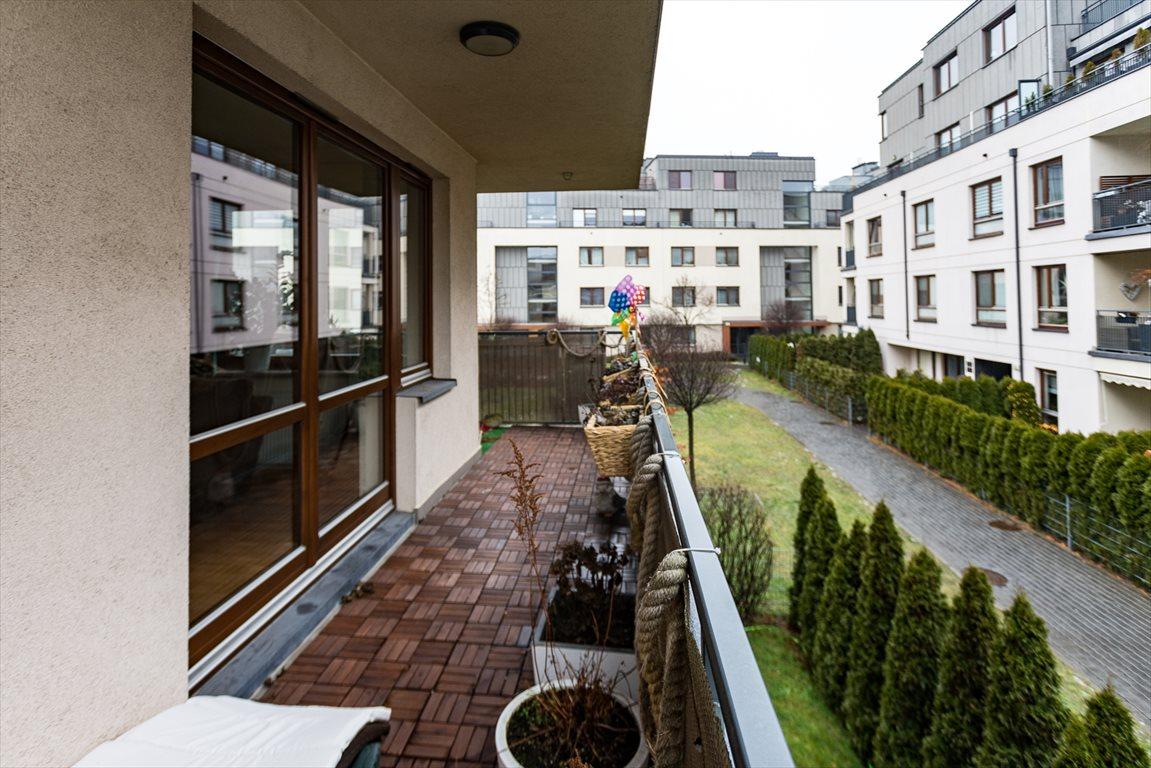 Mieszkanie dwupokojowe na sprzedaż Warszawa, Wilanów, Ostoja Wilanów, Hlonda  56m2 Foto 12