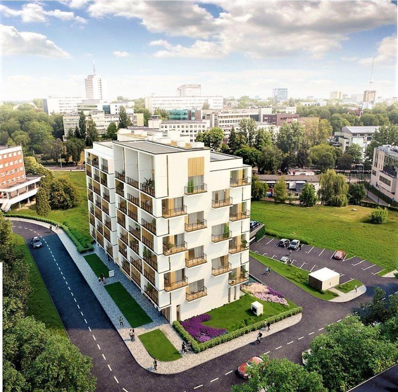 Mieszkanie trzypokojowe na sprzedaż Lublin, Wieniawa, Miasteczko Akademickie  49m2 Foto 6