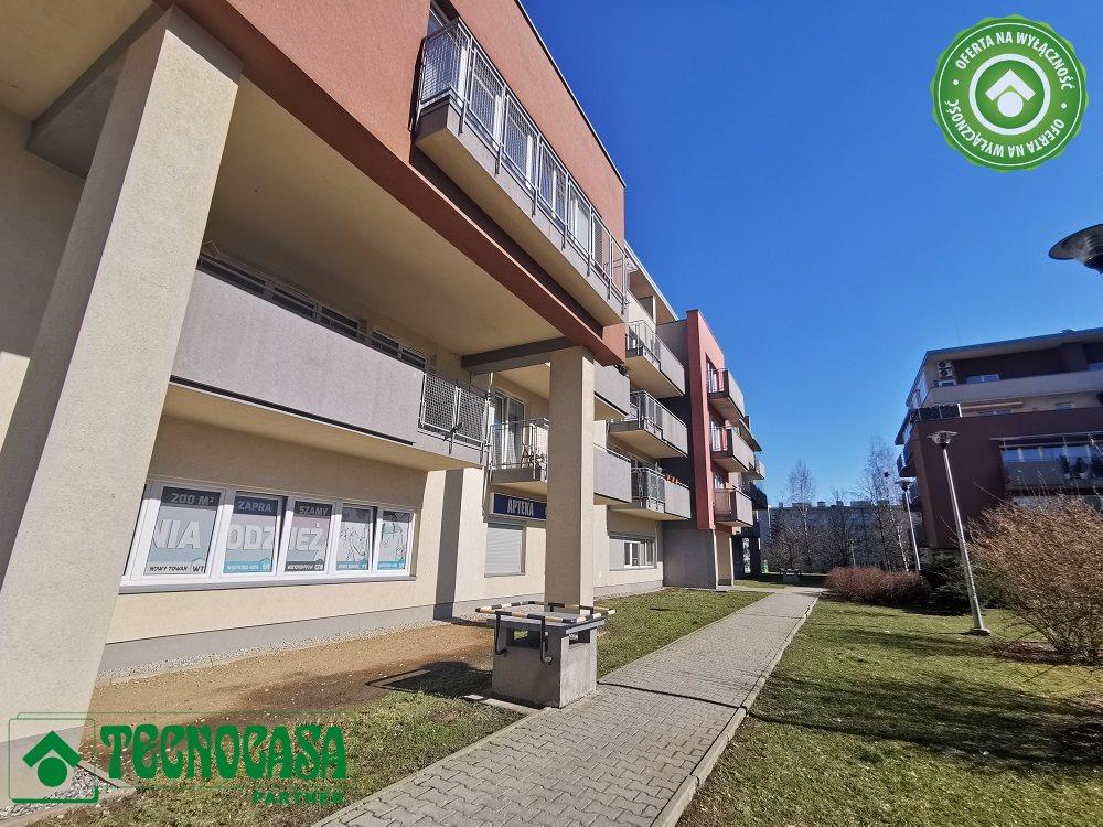 Mieszkanie dwupokojowe na wynajem Kraków, Bieżanów-Prokocim, Prokocim, Teligi  40m2 Foto 1