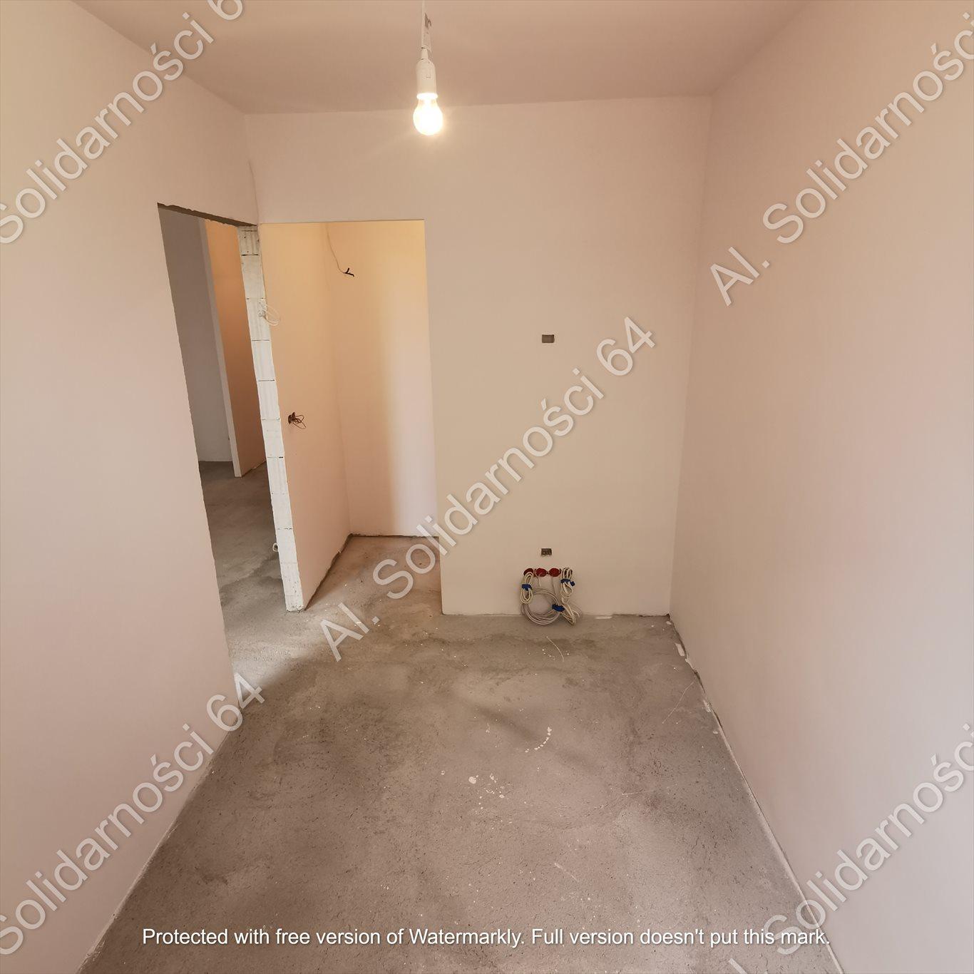 Mieszkanie dwupokojowe na sprzedaż Warszawa, Śródmieście, Al. Solidarności 64  35m2 Foto 4