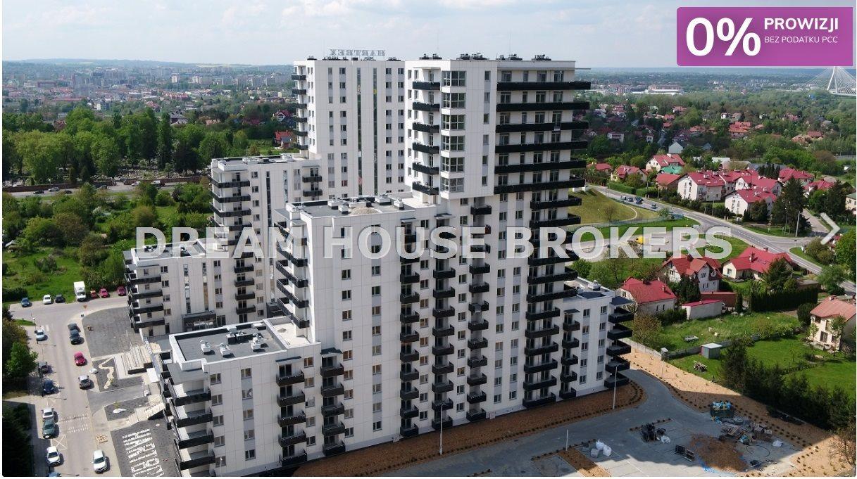 Mieszkanie czteropokojowe  na sprzedaż Rzeszów, Pobitno, Małopolska  65m2 Foto 2