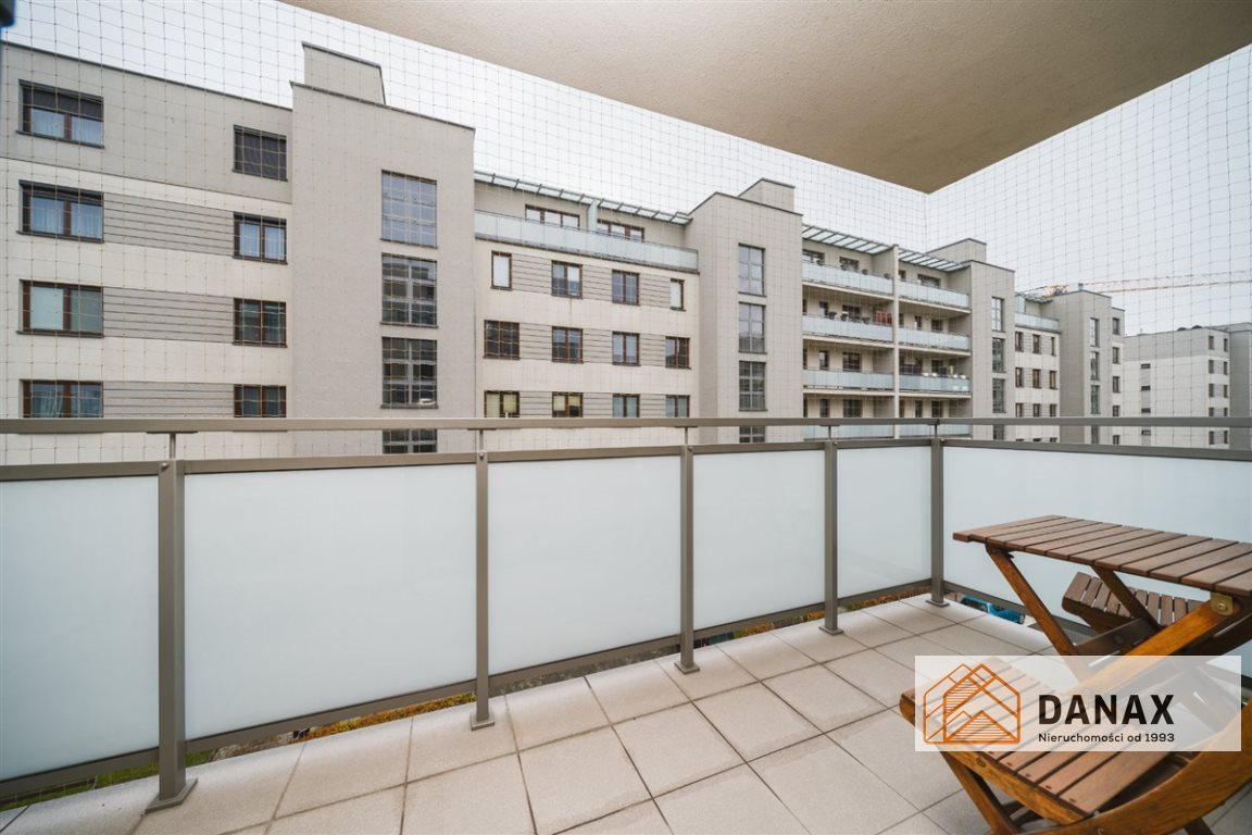 Mieszkanie dwupokojowe na wynajem Kraków, Grzegórzki, Dąbie, Dąbska  34m2 Foto 3