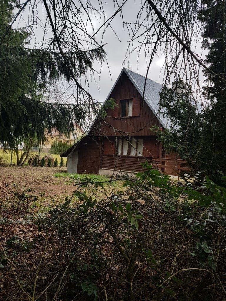 Działka budowlana na sprzedaż Popowo-Parcele, Storczykowa  1020m2 Foto 1
