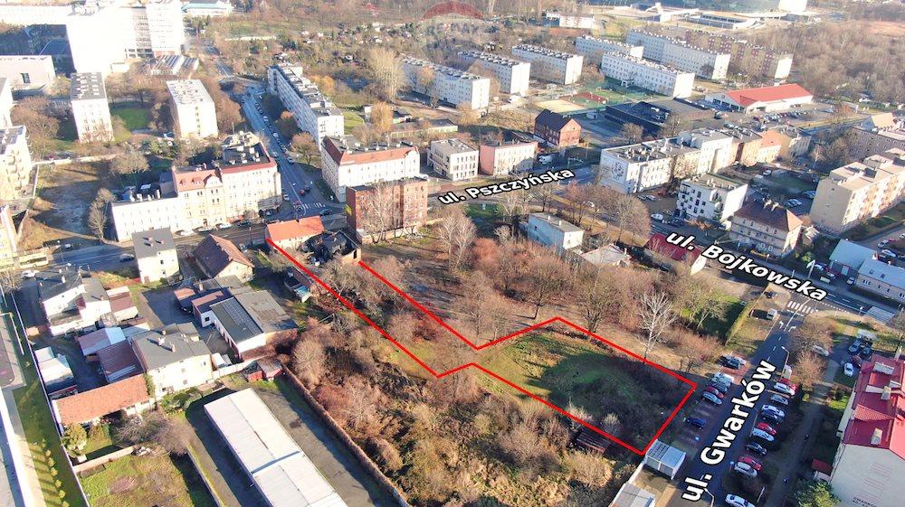 Działka inwestycyjna na sprzedaż Gliwice, Centrum, Pszczyńska  3382m2 Foto 3
