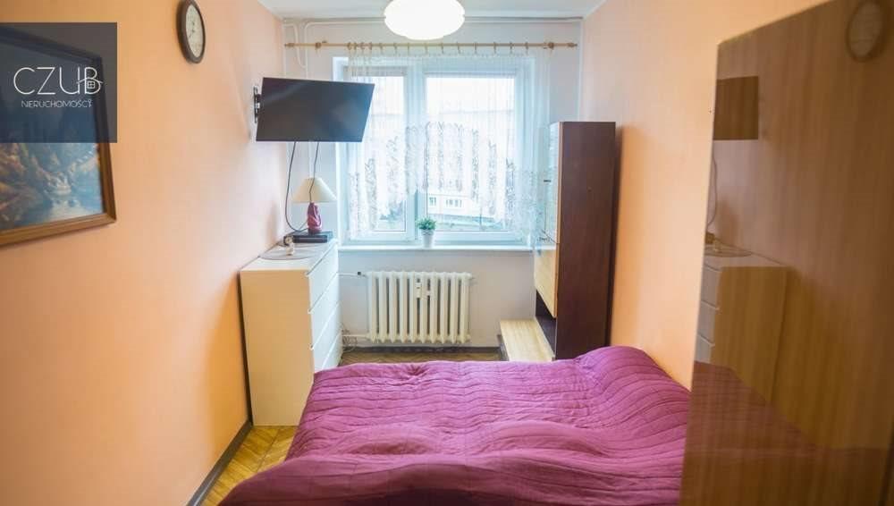 Mieszkanie czteropokojowe  na sprzedaż Poznań, Nowe Miasto, poznań  73m2 Foto 5